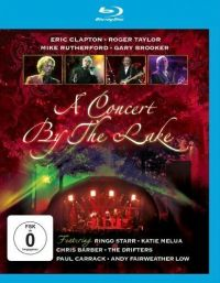 Cover Eric Clapton / Roger Taylor / Mike Rutherford / Gary Brooker - A Concert By The Lake [DVD]